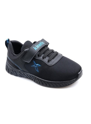 Kinetix Rebound Erkek Çocuk Spor Ayakkabı Siyah